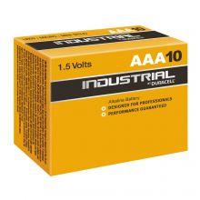 "Алкалиновая батарейка AAA/LR03 ""Duracell Industrial"" 1.5v 10 шт."