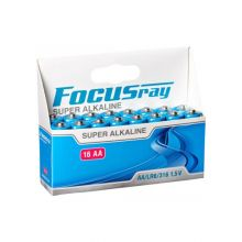 "Алкалиновая батарейка AA/LR6 ""Focusray"" 1.5v 16 шт."