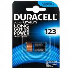 "Литиевая батарейка CR123A ""Duracell"" 3v"