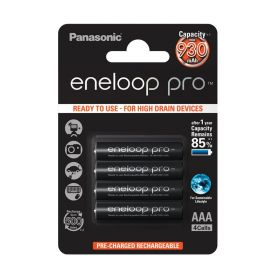"Аккумулятор AAA ""Panasonic"" (Eneloop Pro) 930 mAh 1.2v"