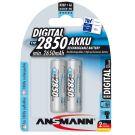 "Аккумулятор AA ""Ansmann"" 2850 mAh 1.2v"