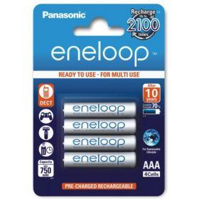 "Аккумулятор AAA ""Panasonic"" (Eneloop Pro) 750 mAh 1.2v"