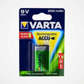 "Аккумулятор ""Varta"" 200 mAh 9v"